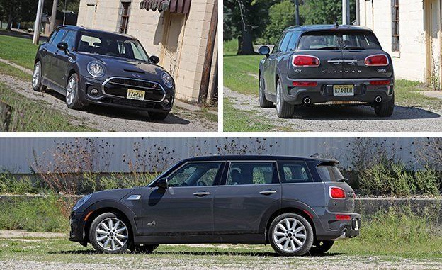 Mini Cooper Clubman S Reviews Price Photos And Specs Car Driver