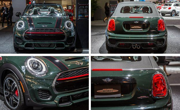 Mini Cooper Convertible Jcw Reviews Price Photos And Specs Car Driver