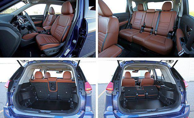 Nissan Rogue Reviews Price Photos And Specs Car 2017 Seat Adjustments You