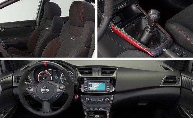 2017 Nissan Sentra Nismo Photos And Info News Car And Driver