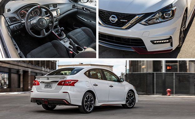 2019 Nissan Sentra Nismo Reviews Price Photos And Specs Car Driver