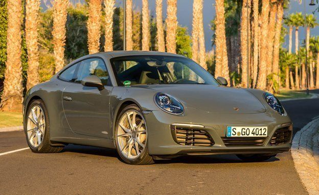 2017 Porsche 911 Carrera Carrera S First Drive Review Car And