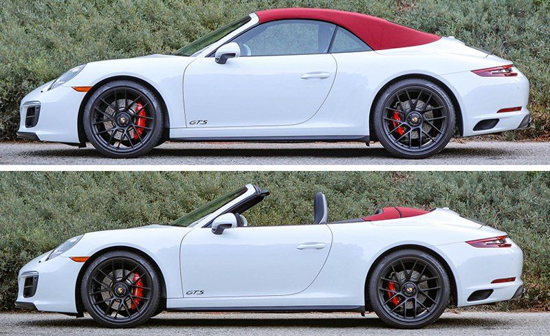 2017 Porsche 911 Carrera Gts Cabriolet Pdk Automatic Test Review