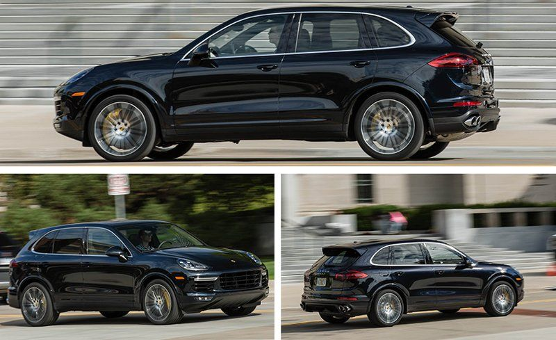 Porsche Cayenne Turbo S Reviews Price Photos And Specs Car Driver