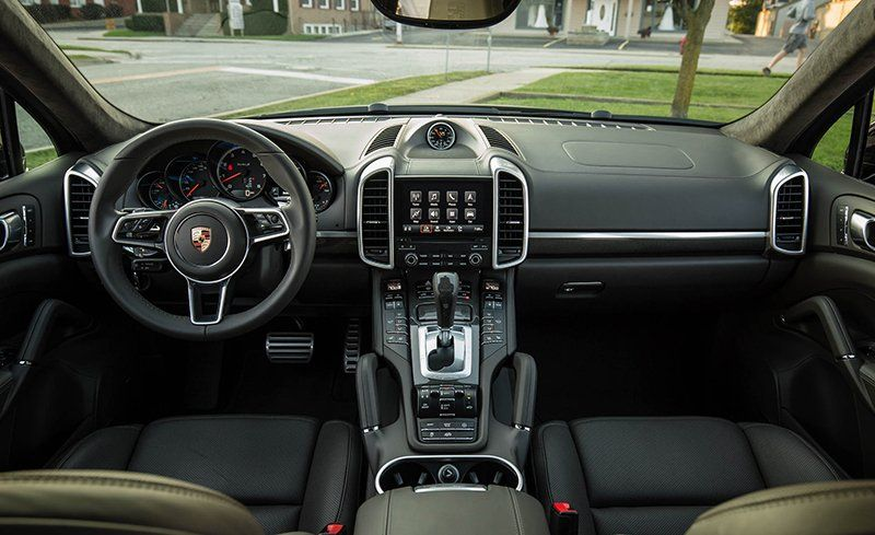 2019 Porsche Cayenne Turbo S Reviews Price Photos And Specs Car Driver
