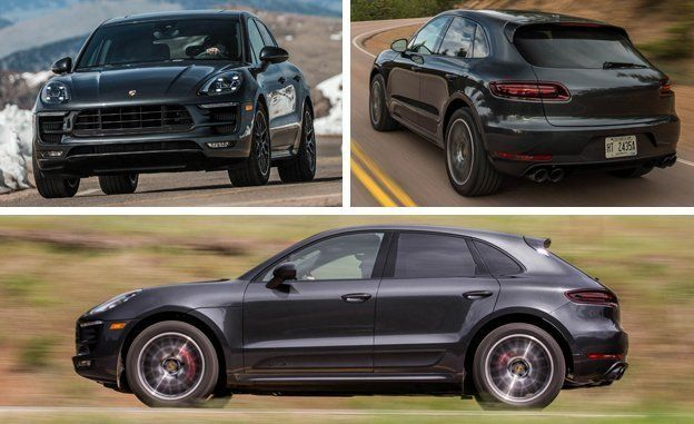 2017 Porsche Macan Gts First Drive Review Car And Driver