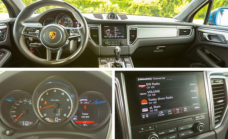 Macan S With 100 Fewer Horse And This Is A 440 Hp Suv That Can Go Claimed 169 Mph Maybe We Should Just Be More Judicious The Accelerator