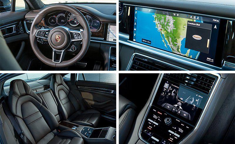 2017 Porsche Panamera Turbo Executive Test