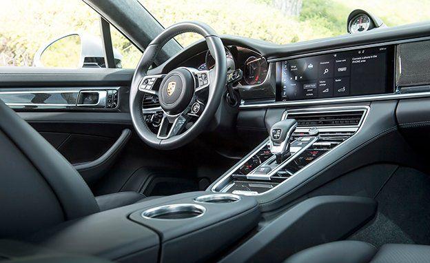 Porsche Panamera Turbo S Reviews Price Photos And Specs Car Driver