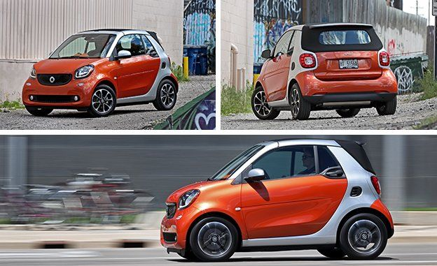2017 Smart Fortwo Reviews Price Photos And Specs Car Driver