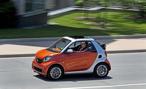 Smart Fortwo Reviews Price Photos And Specs Car Driver