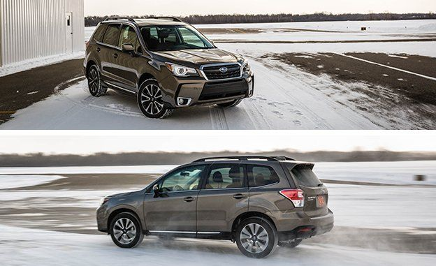 View 44 Photos For This Review We Drove A 2017 Subaru Forester