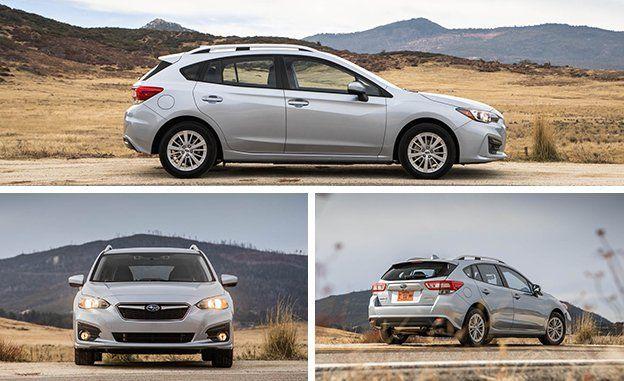 View 62 Photos & 2017 Subaru Impreza 5-Door First Drive | Review | Car and Driver