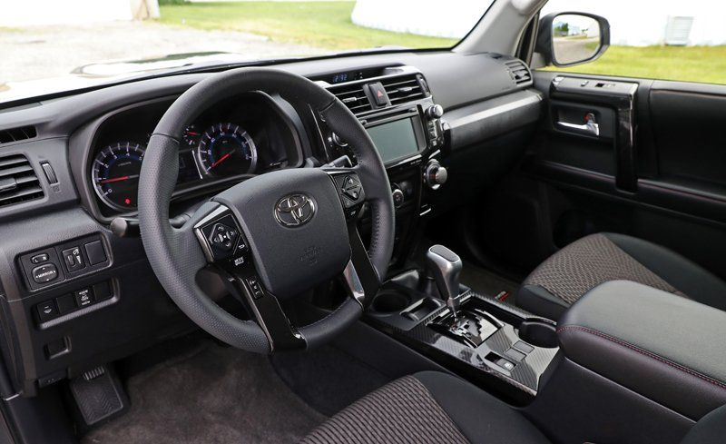 2018 Toyota 4runner Interior 2018 Cars Models