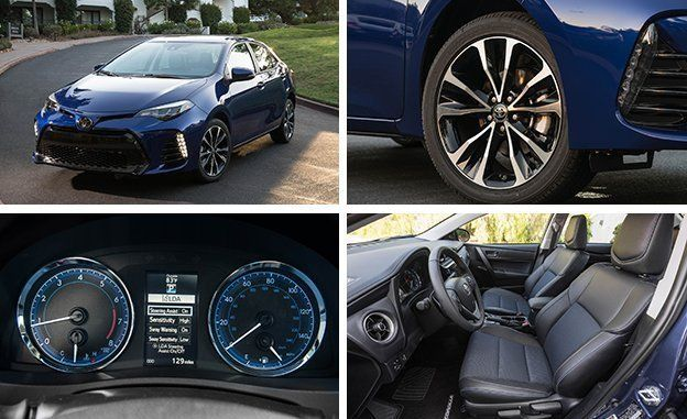 Corolla S 2017 >> 2017 Toyota Corolla First Drive Review Car And Driver