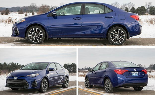 Toyota Corolla Reviews  Toyota Corolla Price Photos and Specs