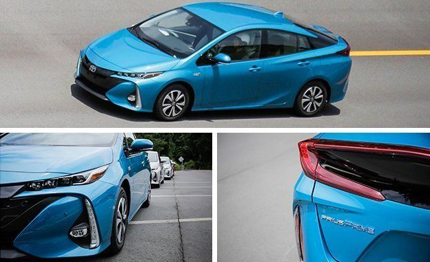 2017 Toyota Prius Prime Plug-In Hybrid Drive – Review – Car and Driver