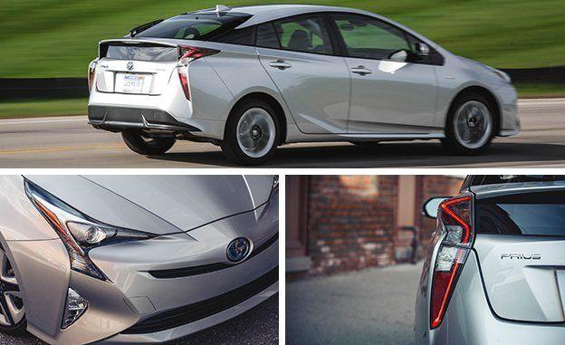 Toyota Prius Reviews Price Photos And Specs Car Driver