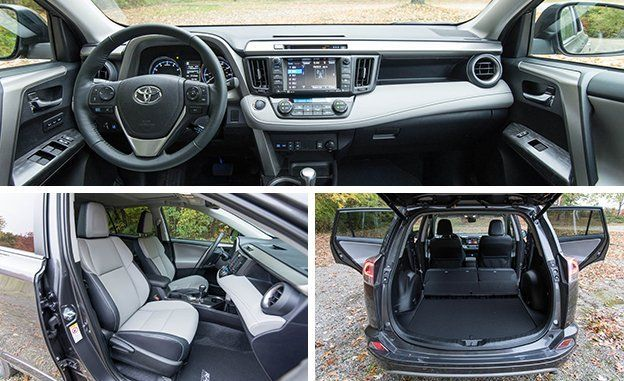 Toyota RAV4 Reviews  Toyota RAV4 Price Photos and Specs  Car