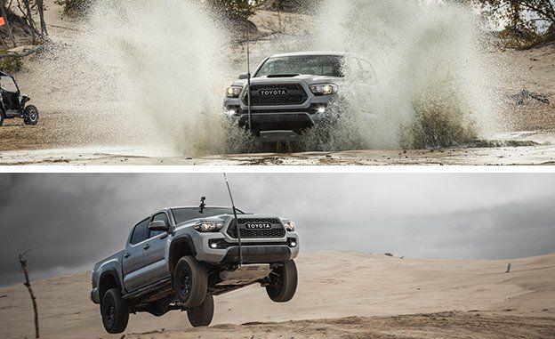 Toyota Tacoma Reviews Price Photos And Specs Car Driver
