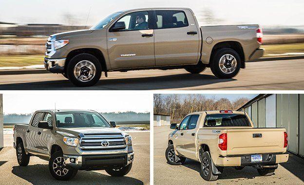 Toyota Tundra Reviews Price Photos And Specs Car Driver