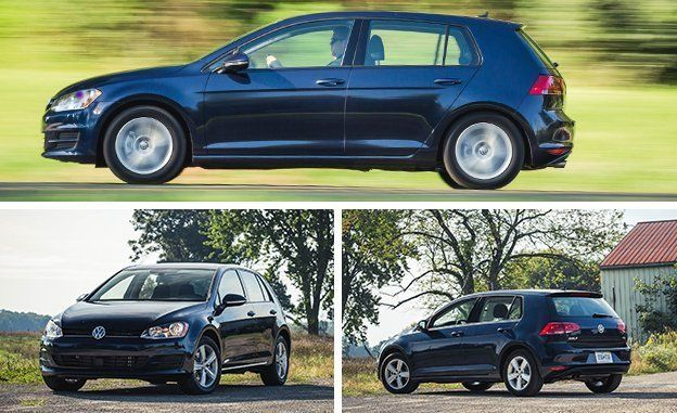 The Payoff Volkswagen S Adjustments Leave Golf