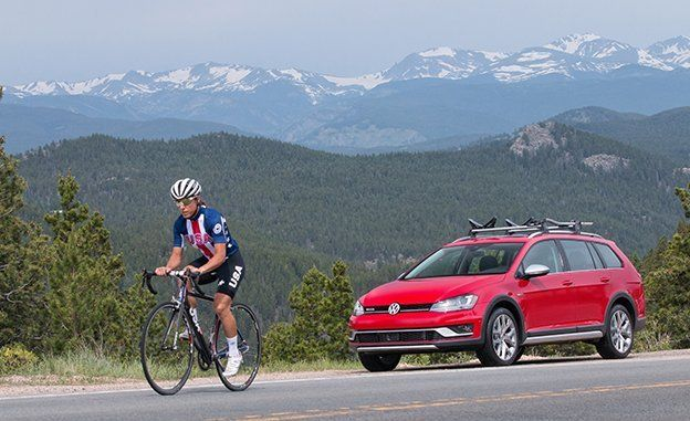 2017 volkswagen golf alltrack first drive – review – car and driver