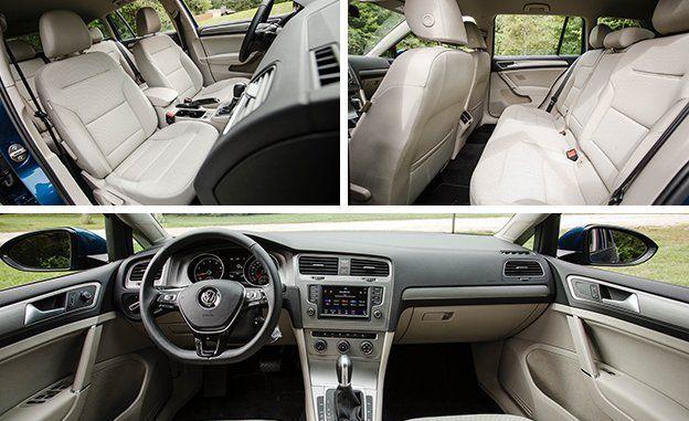 Volkswagen Golf Sportwagen Reviews Price Photos And Specs Car Driver
