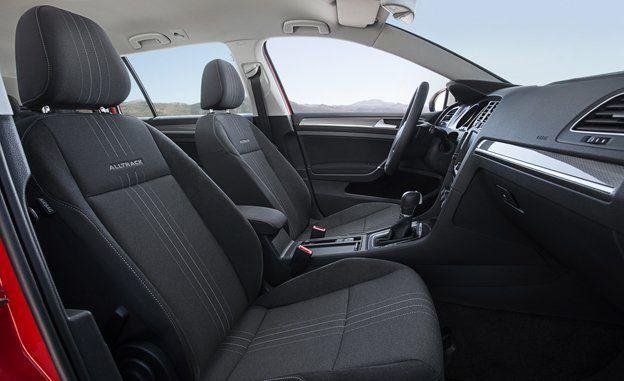 2017 VW Golf SportWagen Alltrack First Drive  Review  Car and Driver