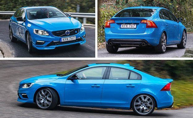 Volvo S60 Polestar >> 2017 Volvo S60 Polestar First Drive Review Car And Driver