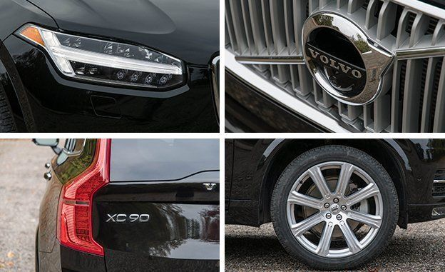 These Deficiencies Of The Volvo Train And More Athletic Behavior Audi Q7 Caused To Just Outpoint Xc90 As Our 10best Award