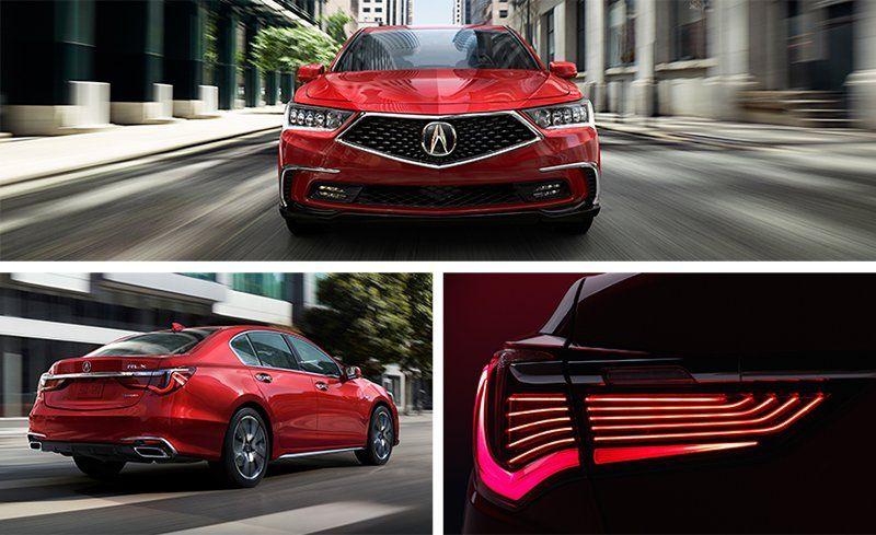 2018 Acura Rlx Photos And Info News Car And Driver