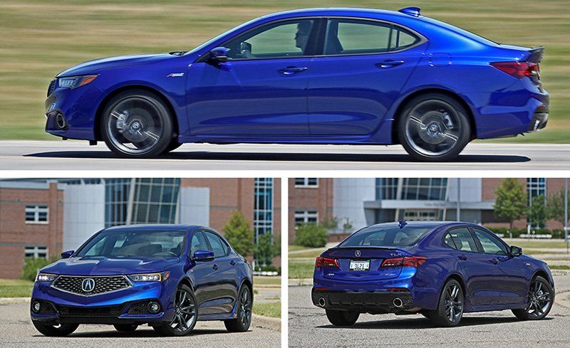 2019 Acura Tlx Reviews Acura Tlx Price Photos And Specs Car