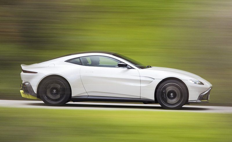 Aston Martin Vantage Reviews | Aston Martin Vantage Price, Photos, And  Specs | Car And Driver