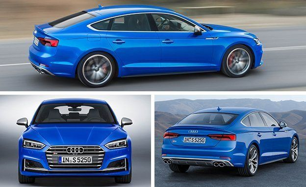 2018 Audi A5/S5 Sportback Official Photos and Info | News | Car and