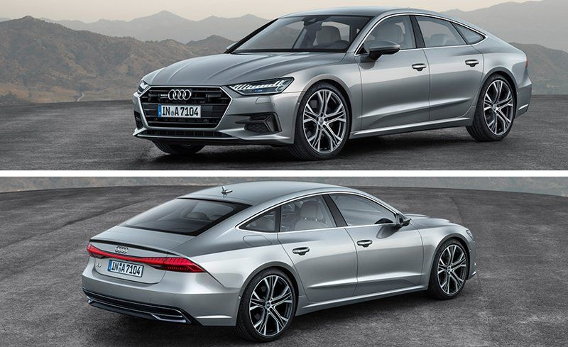2018 Audi A7 >> 2019 Audi A7 Photos And Info News Car And Driver