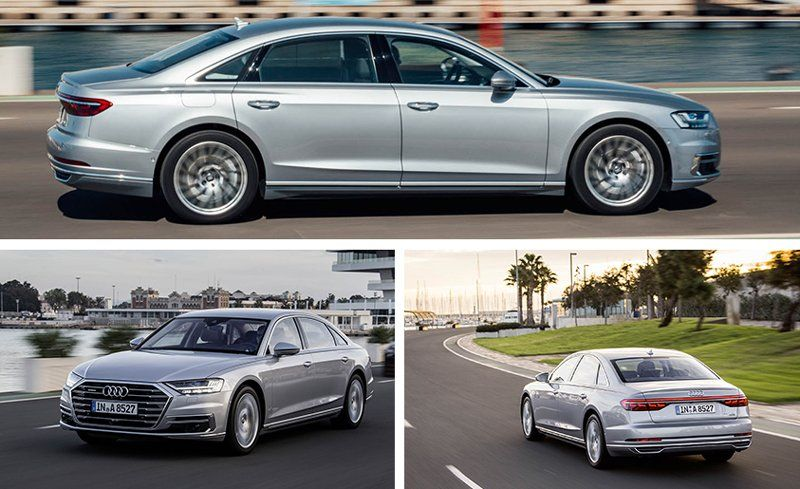 2019 Audi A8 Reviews Audi A8 Price Photos And Specs Car And Driver