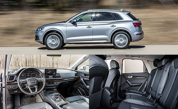 2018 Audi Q5 2 0t Quattro Test Review Car And Driver