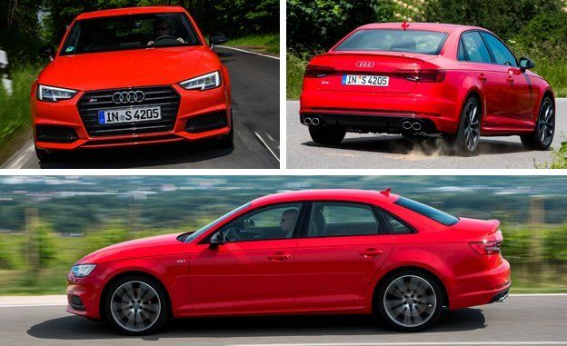 Audi s4 reviews audi s4 price photos and specs car and driver sciox Images