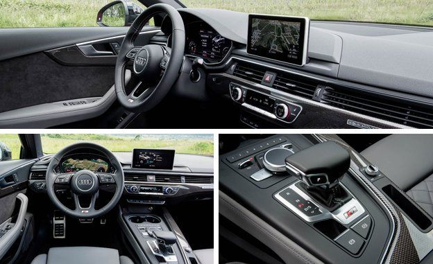 Audi S First Drive Review Car And Driver - Audi s4