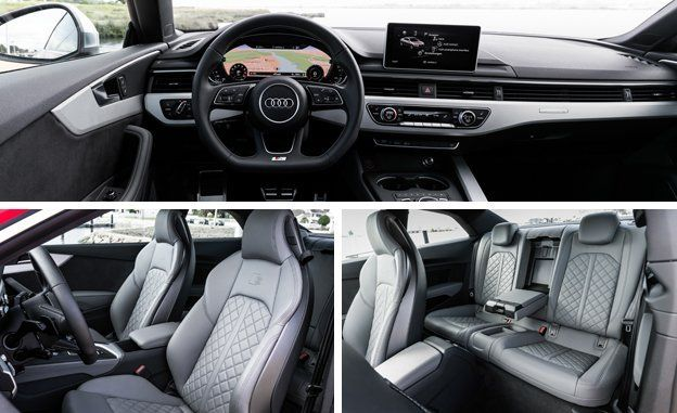 Audi S First Drive Review Car And Driver - Audi s5 2018