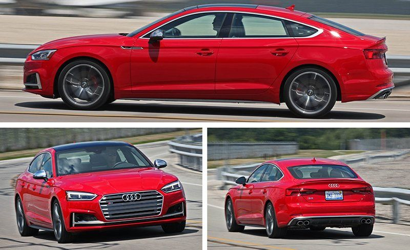2019 Audi S5 Sportback Reviews Audi S5 Sportback Price Photos