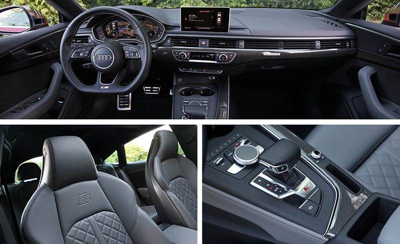 Audi S5 Sportback Reviews Price Photos And Specs Car Driver