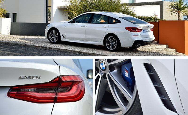 2018 Bmw 640i Xdrive Gran Turismo First Drive Review Car And Driver
