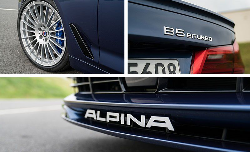 2018 BMW 5-series Alpina B5 Biturbo First Drive | Review | Car and ...