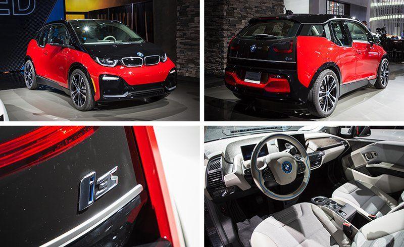 2018 BMW I3 And I3s Photos Info