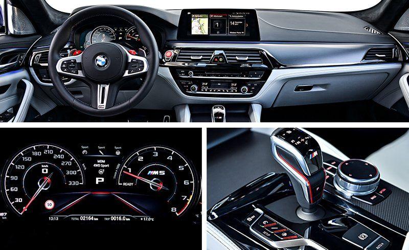2018 BMW M5 First Drive