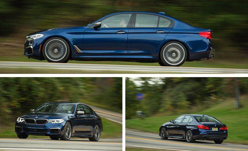 BMW 5 Series Reviews