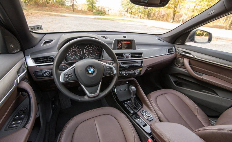 bmw x1 interior. Black Bedroom Furniture Sets. Home Design Ideas