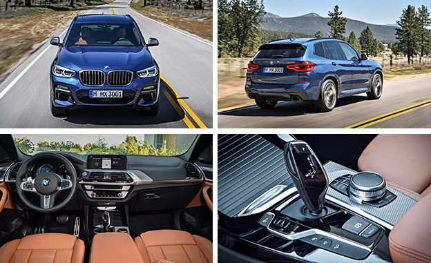 Image result for BMW X3 2018